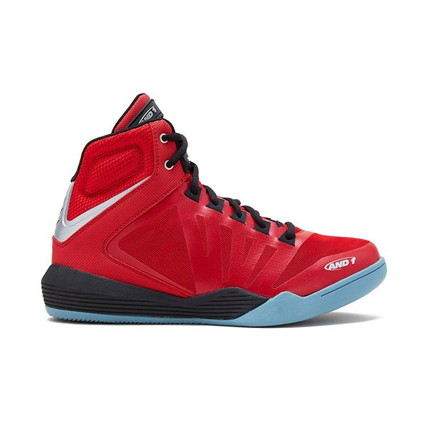 Zapatillas-Basketball-AND1-Overdrive-Red
