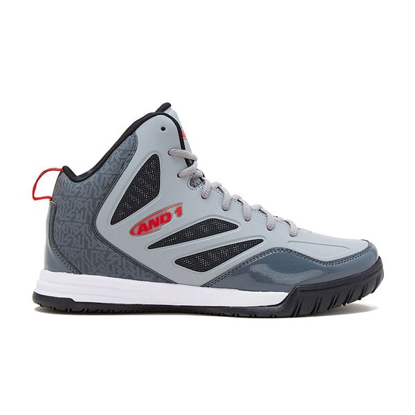 Zapatillas-Basketball-AND1-Tactic-Grey