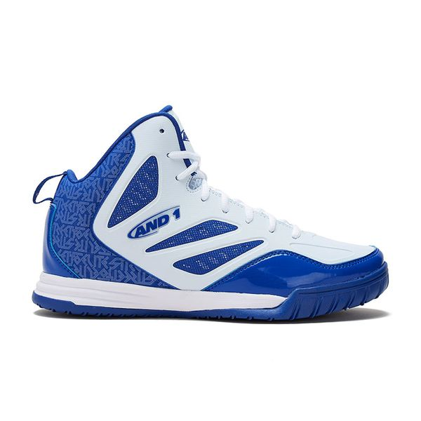 Zapatillas-Basketball-AND1-Tactic-White