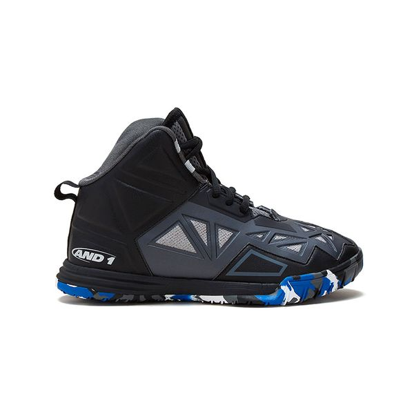 Zapatillas-Basketball-AND1-Chaos-Black