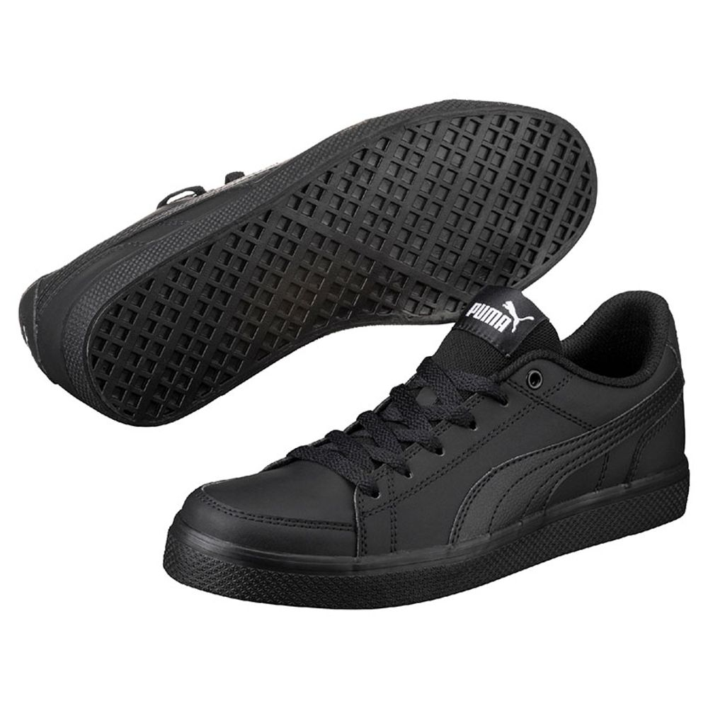 ff9f6466 Zapatillas Puma Niños Court Point Vulc v2 Jr - Patuelli