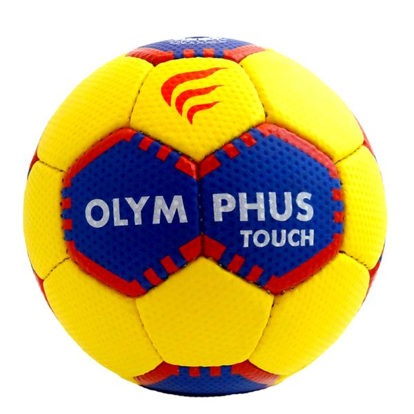 Balon-Handball-Touch-N°3-Amarillo-Blanco