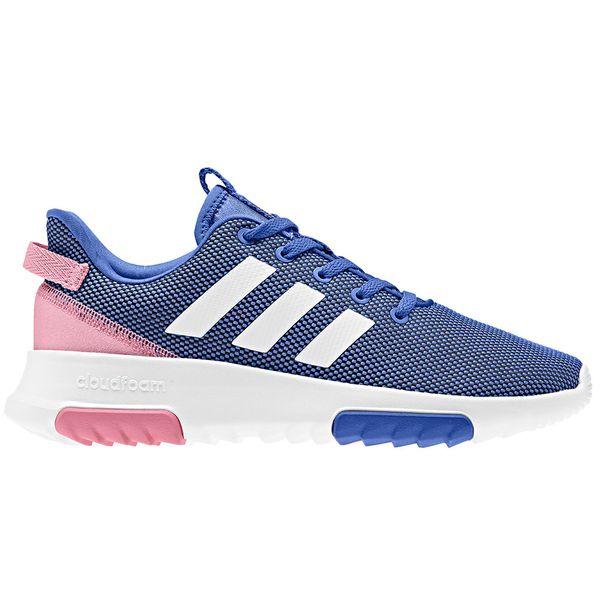 Zapatillas-Adidas-Kids-Training-CLOUDFOAM-RACER-TR-Azul