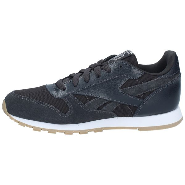 Zapatillas-Kids-Reebok-CLASSIC-LEATHER-ESTL-Negras