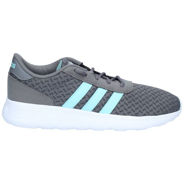 Zapatillas-Adidas-Mujer-Training-LITE-RACER-Gris-Verde-Agua