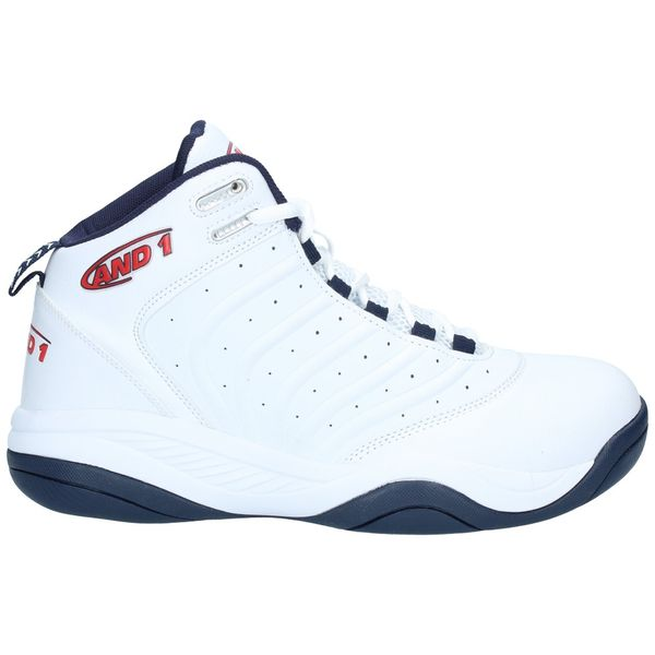 300c41c6cd5 Zapatillas Basketball Hombre AND1 OVERDRIVE Negro Amarillo - Patuelli