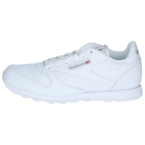low priced 0aa4e db091 ... Zapatillas-Reebok-Niños-Classic-Leather-Blanca