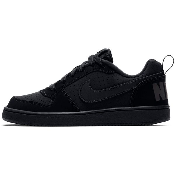324ad58ba ... Zapatillas-Niño-Nike-Urbana-Court-Borough-Low-Negra