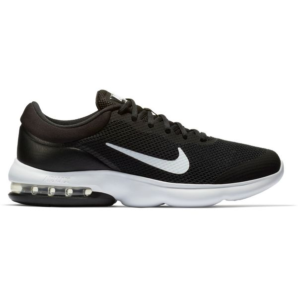 low priced b8a8f 0adf6 Zapatillas-Nike-Hombre-Running-Air-Max-Advantage-Negro ...