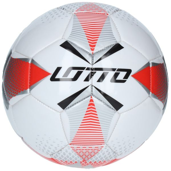 Balon-Futbolito-Lotto-BL-Cross-Blanco-Rojo
