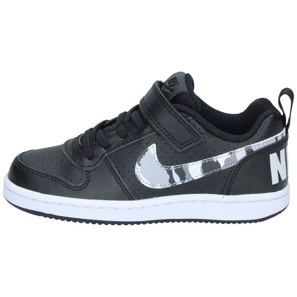 Zapatillas-Niños-Nike-Urbana-Court-Borough-Low-Negro