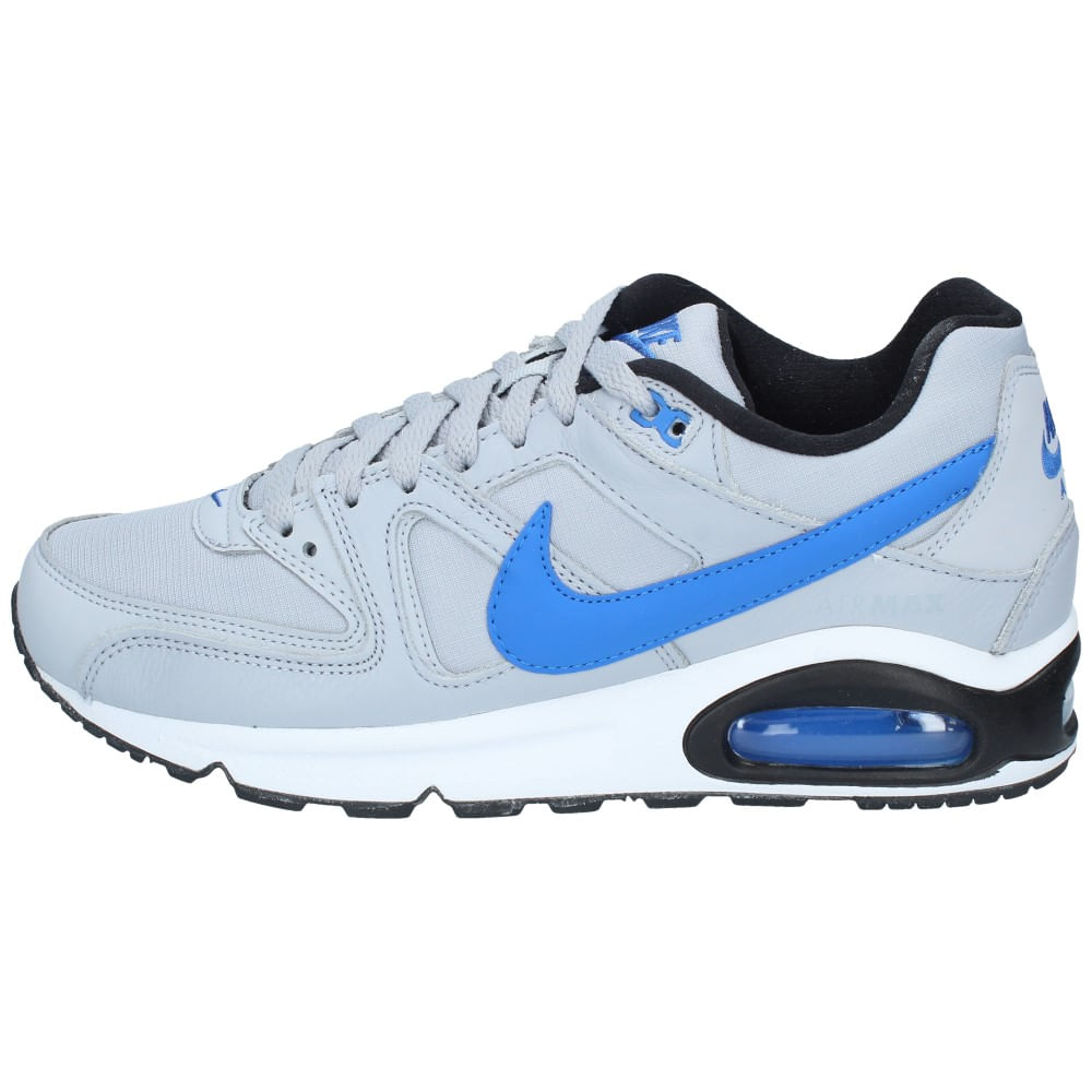 hot sale online 24852 4a186 Zapatillas-Nike-Hombre-Urbanas-Air-Max-Command-Gris ...