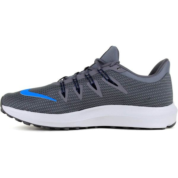 the best attitude 53847 96386 ... Zapatillas-Nike-Hombre-Running-QUEST-Gris-Azul