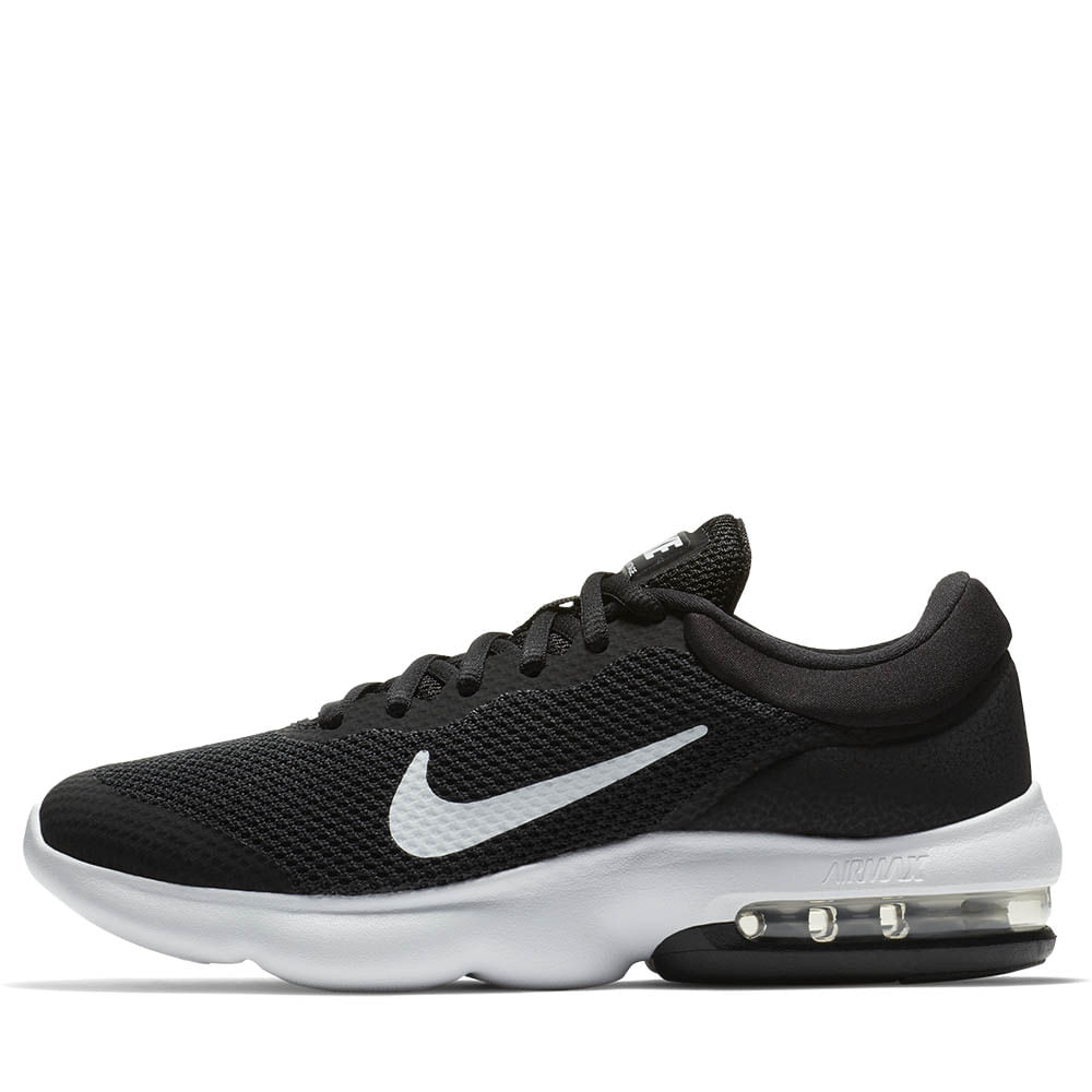 the best attitude 3c449 90e5e Zapatillas Mujer Nike Air Max Advantage Blanco Negro
