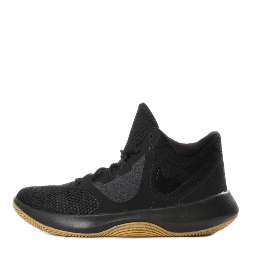 new products c9862 5858d Zapatillas Hombre Nike Air Basketball Precision II Negro