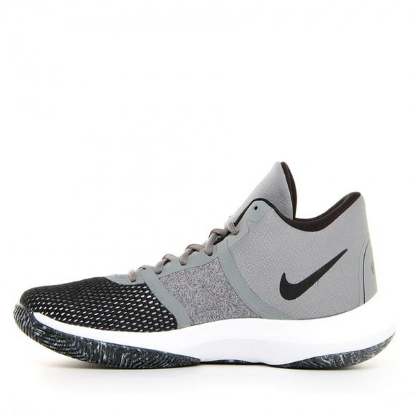 competitive price db5bf cb773 Zapatillas Hombre Nike Air Basketball Precision II Gris