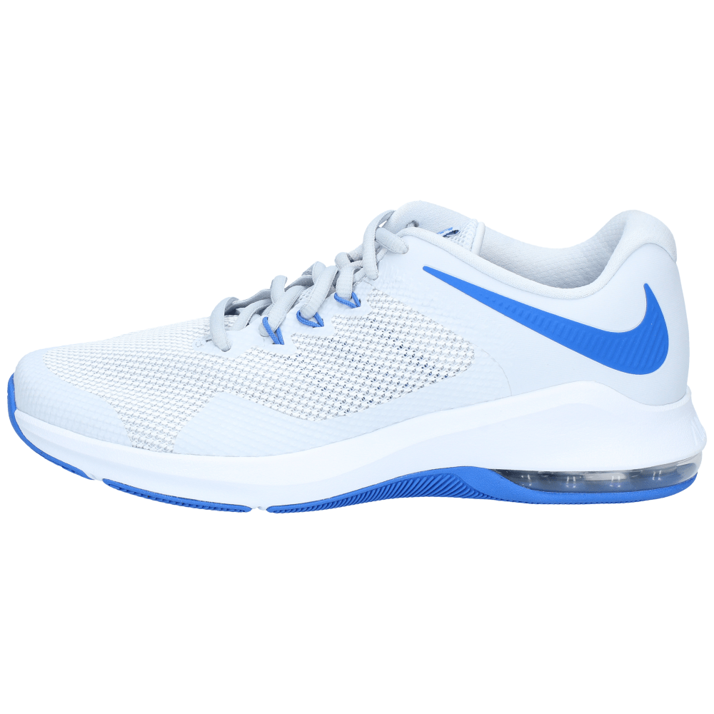 buy popular 88659 ec47e Zapatillas Nike Hombre Air Max Alpha Trainer Azul - Patuelli