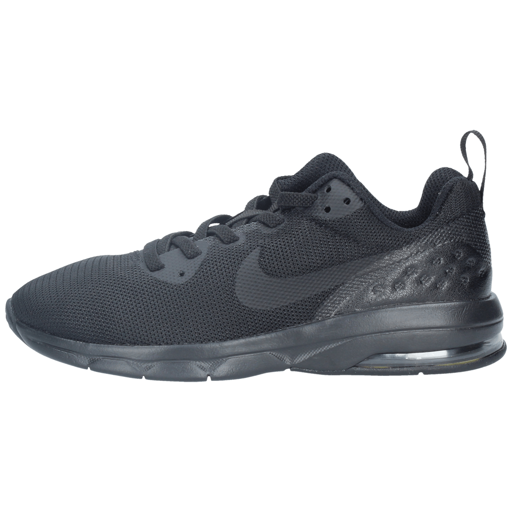 purchase cheap 4e1d5 e4c8d Zapatillas Nike Niño Urbano Air Max Motion PS Negro