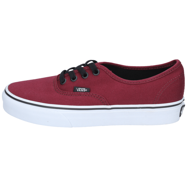 ... Zapatillas-Vans-Unisex-Urbana-Authentic-Burdeo-Blanca 41773bfb7a4