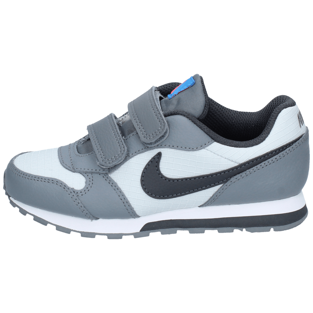 3be621cd2d9bb Zapatillas Nike Niños PS Urbana MD Runner 2 Velcro Gris - Patuelli