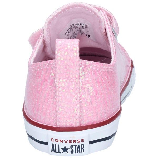 converse all star niña rojas