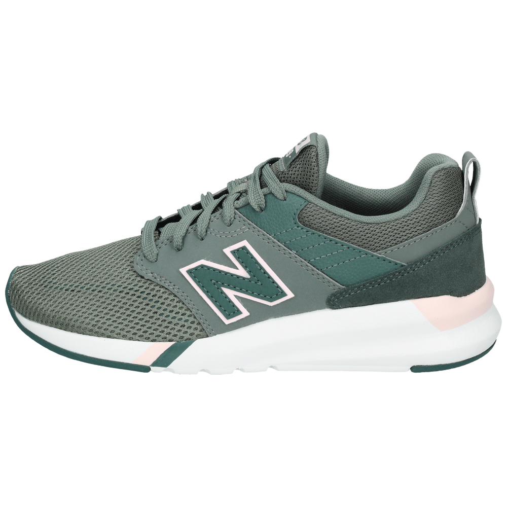 zapatillas mujer new balance verde