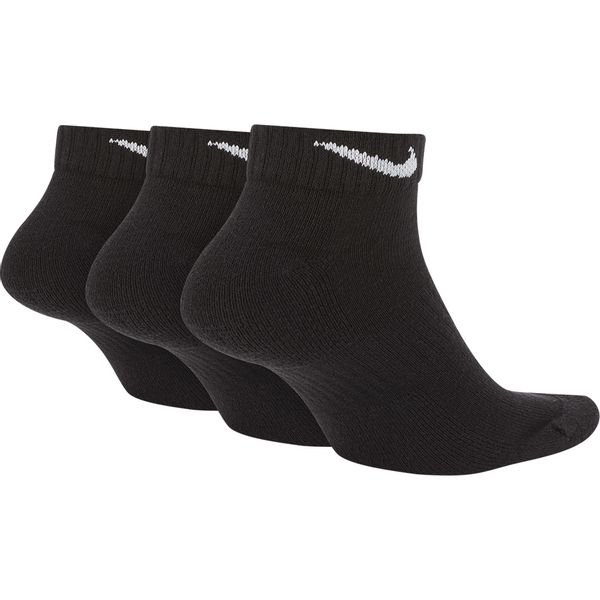 Calcetines-Nike-Hombre-Everyday-Cushion-Low-3-Pares-Negro