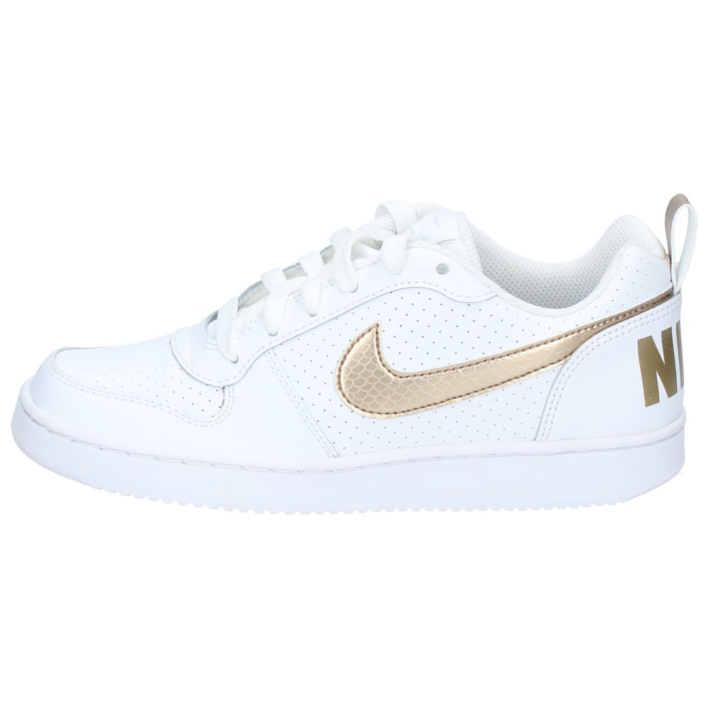 8e4dc447f87 Zapatillas Nike Niños GS Urbana Court Borough Low EP Blanco - Patuelli