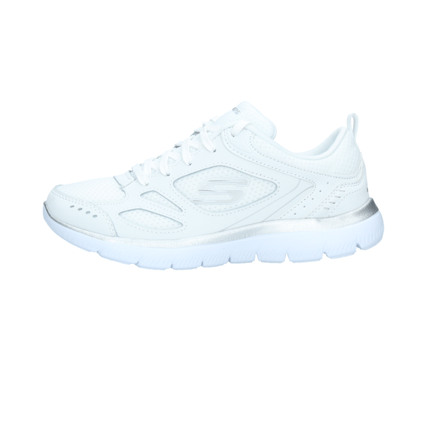 Zapatilla-Skechers-Mujer-Urbana-Summits-Suited-Blanco
