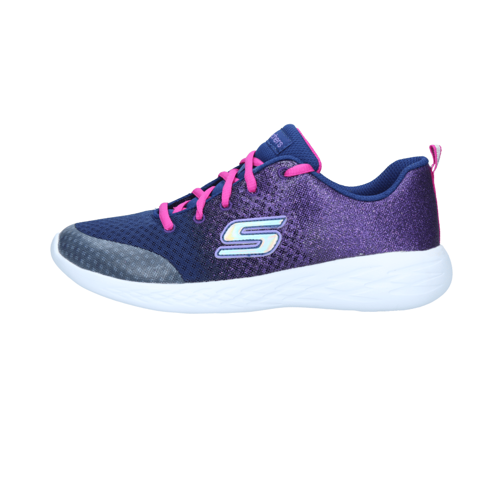 Zapatilla Skechers Niñas Urbana Go Run 600 Sparkle Speed